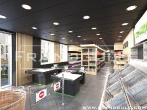 Дизайн-проект магазина