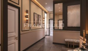 Дизайн-проект апартаментов