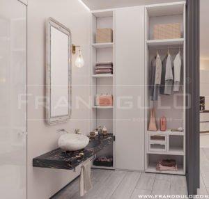 Шикарный интерьер квартиры