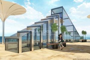 Проект курортной набережной