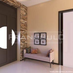 Интерьер современной квартиры