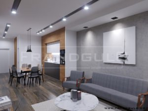 Планировка для небольшой квартиры