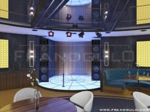 Проект караоке-клуба
