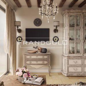Интерьер квартиры в духе Прованса